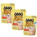 ザバス ジュニアプロテイン ココア 60食分×3袋セット