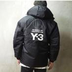 Y-3 ワイスリー メンズ Y-3 Padded Jacket (DP7709-APP)リバーシブル フード ジャケット