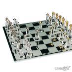 PRECIOSA 【プレシオサ】 クリスタルガラス チェス (中) ★ Medium Chess Set ★ 【20%OFF】