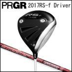 プロギア PRGR メンズ ゴルフクラブ RS-F DRIVER 新RS-F ドライバー Speeder EVOLUTION3 シャフト