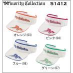 Minority Collection マイノリティ コレクション メンズ ゴルフ Mスラッシュバイザー 51412