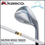 受注生産 2016 KASCO キャスコ DOLPHIN ドルフィン メンズ ウェッジ DW-116 ストレートネック DYNAMIC GOLD S400