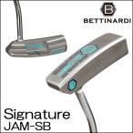 ショッピングJAM ベティナルディ BETTINARDI メンズ ゴルフ パター Signature シグネチャー JAM-SB 日本国内向け限定モデル
