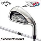 Callaway GOLF キャロウェイ ゴルフ メンズ ゴルフ クラブ Steelhead XR IRON アイアン セット #5-Pw N.S.PRO 950GH スチール シャフト 2016 取り寄せ