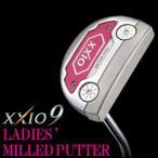 2016年モデル DUNLOP ダンロップ レディースゴルフクラブ XXIO MILLED PUTTER ゼクシオレディスミルドパター オリジナルスチールシャフト
