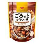日清シスコ ごろっとグラノーラ チョコナッツ 400g 12袋