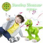 歌う! 踊る! 霧を吐く! 一緒に遊べる 恐竜 ロボット リモコン おもちゃ 男の子 誕生日 プレゼント クリスマス ラジコン ティラノサウルス 動く sia074