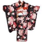 【送料無料】十三参り着物レンタルフルセット(13歳くらいの女の子用着 物)十三詣り-1308