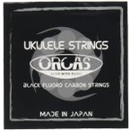 ORCAS ウクレレ弦 セット OS-MED LG (ミディアムゲージ Low-G ソプラノ コンサート用) 【送料無料】