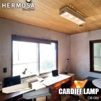 HERMOSA/ハモサ CARDIFF LAMP カーディフランプ CM-004 シーリングライト照明 ビンテージ&インダストリアルデザイン
