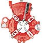 (ねじ切り機)レッキス工業 REX 自動切上ダイヘッド AD15A-20A AD15A20A