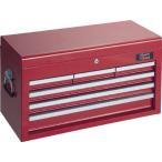 (スチール 工具箱 ツールボックス 道具箱 おしゃれ)TRUSCO トラスコ キャビネットツールボックス 660X307X378  TCBOX-4R