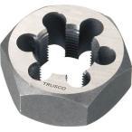(ねじ山修正工具)トラスコ TRUSCO 六角サラエナットダイス 細目 M12X1.5  TD6-12X1.5
