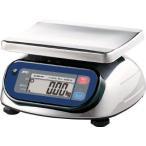 送料無料 (はかり 秤)A&D 防塵防水デジタルはかり(検定付)SK10KIWP