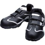 (作業靴 安全靴 保護靴)シモン Simon プロテクティブスニーカー KA218黒 25.5cm  KA218BK-25.5