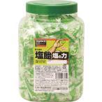 (熱中症対策 塩アメ)トラスコ TRUSCO 塩飴 塩の力 750g 青梅味 ボトルタイプ  TNU-750
