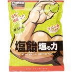 (熱中症対策 グッズ)トラスコ TRUSCO 塩飴 塩の力 750g 青梅味 詰替袋  TNU-750C