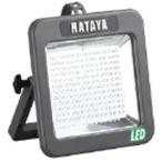 (現場用投光器)ハタヤ 充電式LEDケイ ライト 屋外用 白色LED180個(10W) LWK-10