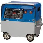 直送品 代引不可 (電気溶接機)デンヨー バッテリー溶接機 BDW180MC2