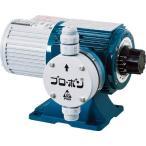 (直送品 代引不可)(ダイヤフラムポンプ)KUK ダイヤフラム式定量ポンプ PVC製 E4000P