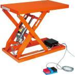 直送品 代引不可 (テーブルリフト)トラスコ テーブルリフト100kg(電動Bねじ式100V)520×850mm  HDL-H1058V-12