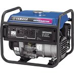直送品 代引不可 (ガソリン発電機)ヤマハ 標準タイプ発電機標準50HZ 50Hz EF2300