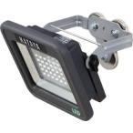 (現場用投光器 照明)ハタヤ 充電式LEDケイ・ライトプラス マグネット付アームタイプ LWK15M