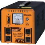 (変圧器(トランス))TRUSCO トラスコ ポータブルトランス 30A 3kVA 降圧・昇圧兼用型  TPT-30BD