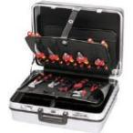 (工具セット)KNIPEX 002130 ツールケースセット 23点セット 2130