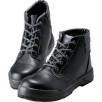 (静電プロテクティブスニーカー)ノサックス   耐滑ウレタン2層底 静電作業靴 中編上靴 27.0CM KC006627.0
