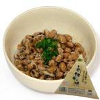 自然の味そのまんま 国産大豆使用の手造り納豆[100g]