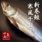 厳選「新潟産・天然 新巻鮭 寒風干し」3kg物「送料無料」
