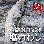 厳選自家製 塩イワシ 特大13尾 約2kg 【超限定販売】