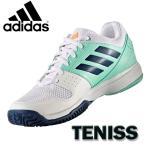 ショッピングアディダス シューズ adidas アディダス レディース テニスシューズ(オールコート用) barricade court w BB4827  即納