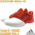 ショッピングバスケットシューズ adidas Harden Vol.1 アディダス ジェームスハーデン バスケットシューズ Crazy X HOME BW0547