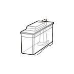 シャープ[SHARP] オプション・消耗品 【2014210104】 冷蔵庫用 給水タンク(201 421 0104)[新品]