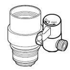 ナニワ製作所 分岐水栓 NSJ-SMH7 対応メーカー:MYM NSJSMH7[新品]