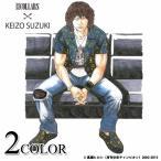 COLLARS カラーズ 鈴木恵三着用 モデル CLカスレプリントオープンカラーシャツ クローズ&WORST メンズ