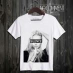 NO COMMENT PARIS ノーコメントパリ Tシャツ slience T-SHIRTS NO COMMENT PARIS 半袖Tシャツ tee JAPAN