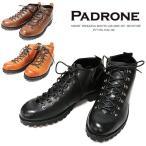 PADRONE パドローネ マウンテンブーツ SHORT TREKKING BOOTS ビブラムソール ブーツ メンズ