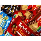 コストコ COSTCO Loacker ローカー ミニズアソート 18個セット アソート お菓子 ウエハース 輸入 イタリア