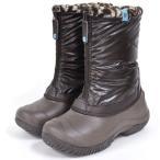 スノトレ レディース 女性 防水 靴 釣 セミロングブーツ スノーブーツ AL-WP1710W