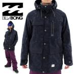 ビラボン スノボウェア メンズ Billabong スノーボードジャケット スキーウェア アウター 防寒ウェア 人気ブランド AF01M75
