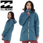 ビラボン スノーウェアジャケット レディースウェア スノボ トップス ウエア ブルー系
