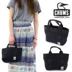 チャムス  CHUMS Tote Bag S Sweat CH60-0726 BK  Black