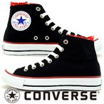 ショッピングAll CONVERSE ALL STAR W ST HI コンバース レディースシューズ スター柄 販売 CV ハイカットスニーカー レディース靴 カジュアルシューズ ブラック おすすめ 即納