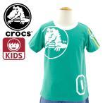 半袖子どもTシャツ クロックス カットソー 116383