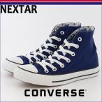 コンバース レディース ネクスター110 FL HI ハイカット ネイビー CONVERSE NEXTAR110 FL HI おすすめ 即納 人気