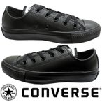 ショッピングAll CONVERSE LEATHER ALL STAR OX BKM