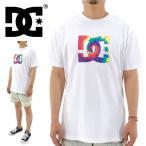 「セール」DC ロゴT 白 タイダイプリント 半袖Tシャツ 16 TIE DYE PRINT STAR SS TEE(5226J606)